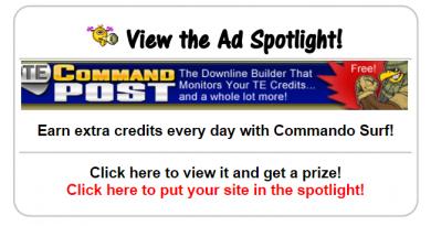 Ad spotlight