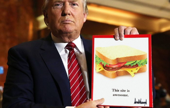 Hungry For Hits Trump