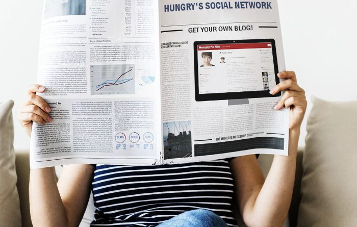 Hungry For Hits social network and Blog