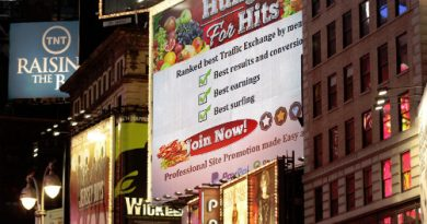 Hungry For Hits banners New York