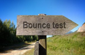 Hungry For Hits bounce test