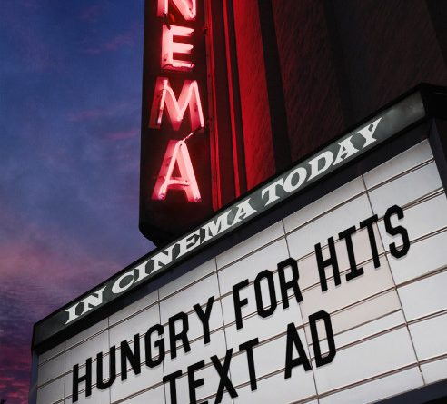 Hungry For Hits text ads